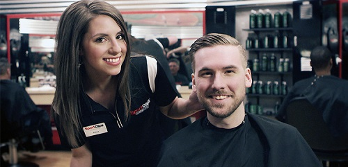 Sport Clips Haircuts of Houston - Medical Center ​ stylist hair cut
